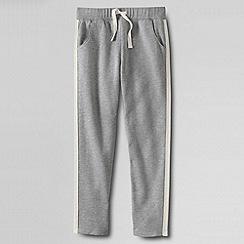 Lands' End - Grey girls' jogging bottoms
