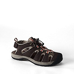 Lands' End - Brown wide water sandals