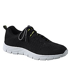 Lands' End - Black women's performance trainers