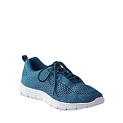 Lands' End - Blue women's active trainers