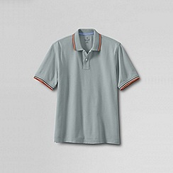 Lands' End - Multi men's short sleeve original pique polo shirt