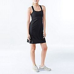 Lands' End - Black women's performance dress