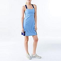 Lands' End - Blue women's performance dress