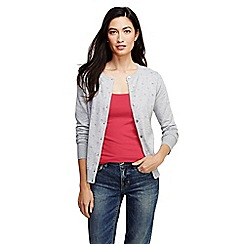 Lands' End - Red women's light weight cotton modal rib camisole