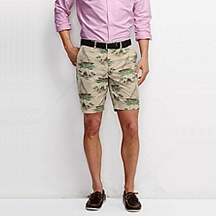 Lands' End - Multi men's overdye print shorts