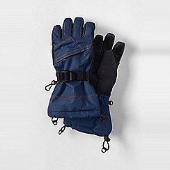 Lands' End - Blue boys' expedition gloves