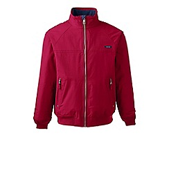 Lands' End - Red regular classic squall jacket