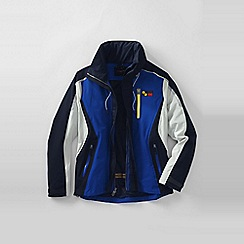 Lands' End - Blue men's squall sailing jacket