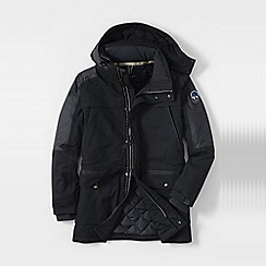 Lands' End - Black men's expedition parka