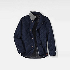 Lands' End - Blue primaloft quilted jacket
