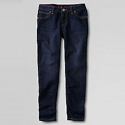 Lands' End - Blue girls' indigo! jegging