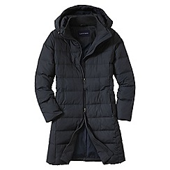 Lands' End - Black chalet down coat