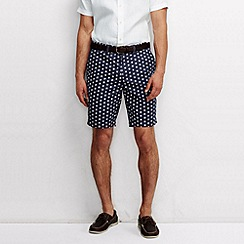 Lands' End - Multi men's lighthouse print shorts