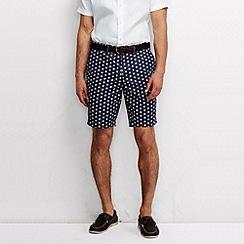 Lands' End - Multi men's lighthouse print shorts