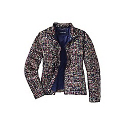 Lands' End - Multi printed lightweight down packable jacket