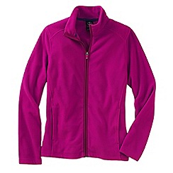 Lands' End - Pink petite everyday fleece 100 jacket
