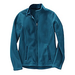 Lands' End - Blue women's everyday fleece 200 jacket