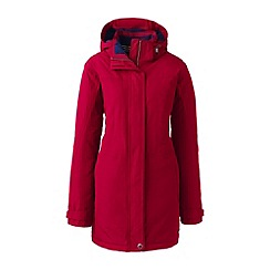 Lands' End - Pink regular squall insulated parka