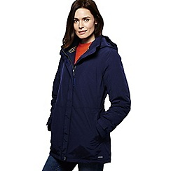 Lands' End - Blue women's squall® parka