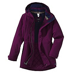 Lands' End - Red women's squall® parka