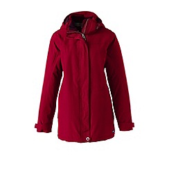 Lands' End - Pink squall parka