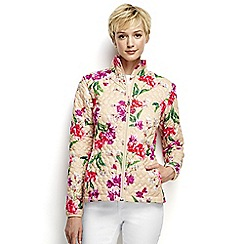 Lands' End - Multi patterned primaloft packable jacket