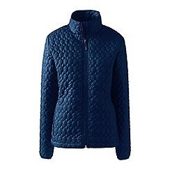 Lands' End - Blue plus primaloft packable jacket