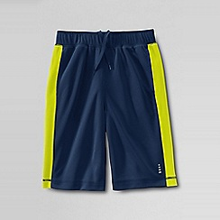 Lands' End - Blue mesh shorts