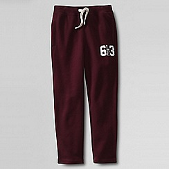 Lands' End - Purple boys' classic sweatpants