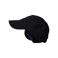 Lands' End - Black men's squall cap