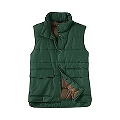Lands' End - Green men's insulated gilet