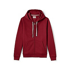 Lands' End - Multi serious sweats hooded zip jacket