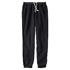 Lands' End - Black men's serious Sweatsjogging bottoms