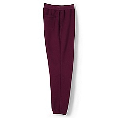 Lands' End - Red serious sweats jogging bottoms
