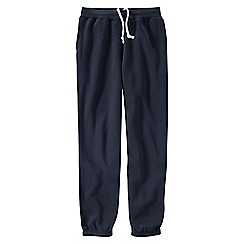 Lands' End - Blue men's serious Sweatsjogging bottoms