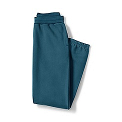 Lands' End - Blue serious sweats jogging bottoms