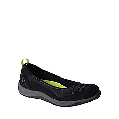 Lands' End - Black women's bungee ballets