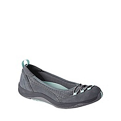 Lands' End - Grey women's bungee ballets