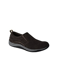 Lands' End - Brown women's everyday mocs light