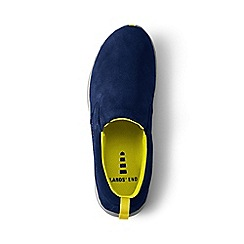 Lands' End - Blue everyday mocs light