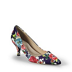 Lands' End - Multi  point toe court shoes