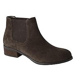 Lands' End - Brown women's blakeley chelsea boots