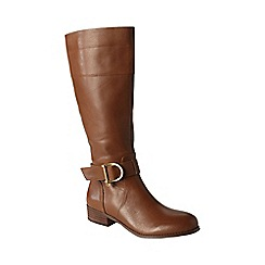Lands' End - Brown blakeley classic riding boots