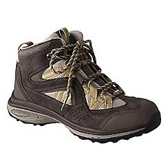 Lands' End - Brown women's trekker hiking boots