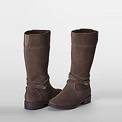 Lands' End - Brown molly riding boots