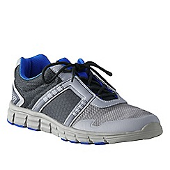 Lands' End - Grey men's active trainers