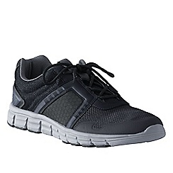 Lands' End - Black men's active trainers
