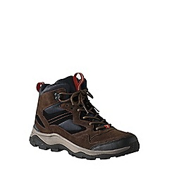 Lands' End - Brown men's snow hiker boots