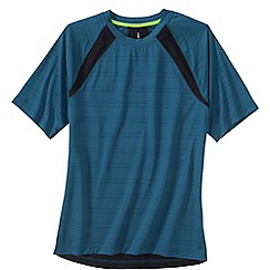 Lands' End - Blue men's active tee