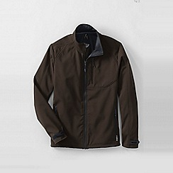 Lands' End - Brown soft shell jacket